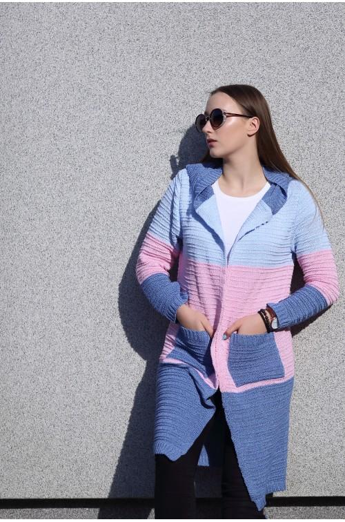 Moteriškas megztinis R-732