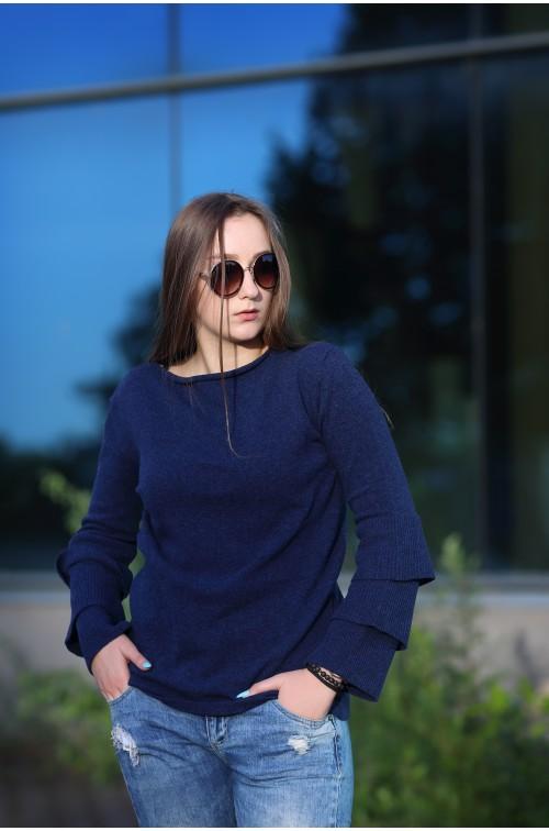 Moteriškas megztinis R-728