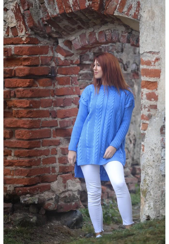 Moteriškas megztinis R-810