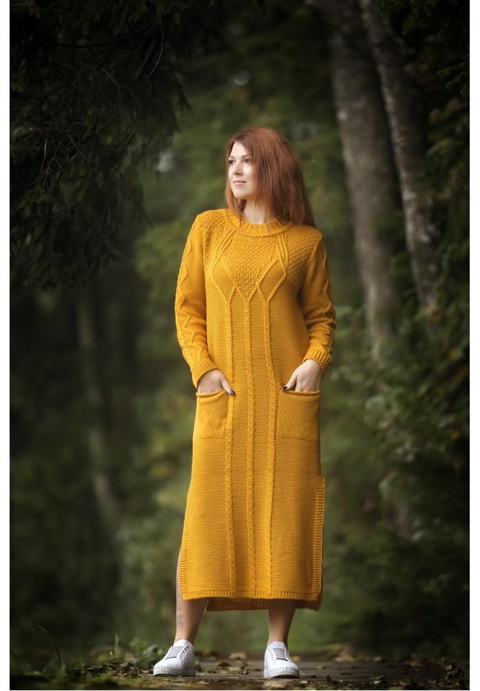 Moteriška suknelė R - 843