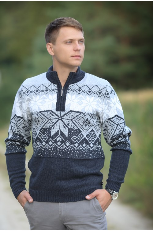 Vyriškas megztinis R-508