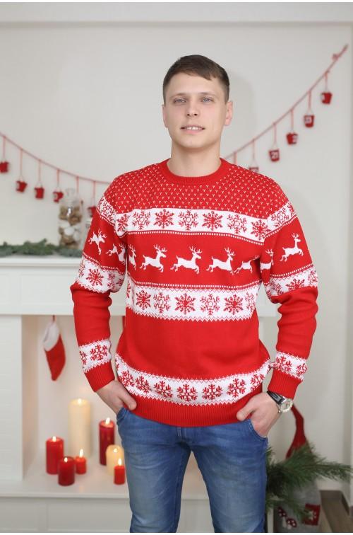 Vyriškas megztinis R-758