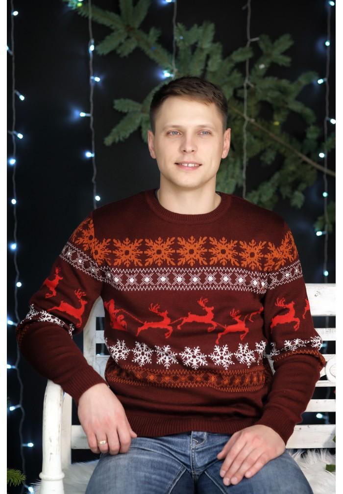 Vyriškas megztinis R-580
